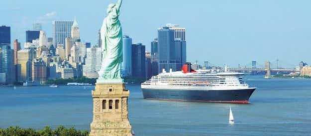 Fashion icon Iris Apfel to be guest of honour on transatlantic cruise docking for New York Fashion Week