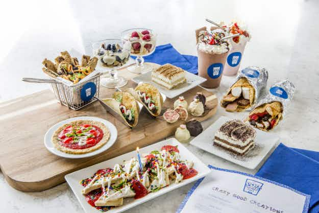 Sample Pop-Tarts pizza, burritos and more at a new pop-up café in New York