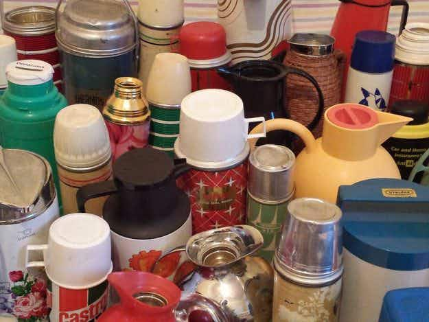 Are you a fan of flasks? The Thermos Museum's exhibition will be 'popping up' in Leicester this week
