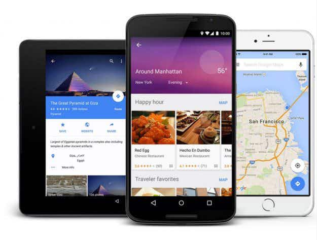 From next week you will be able to create a travel bucket list on Google Maps