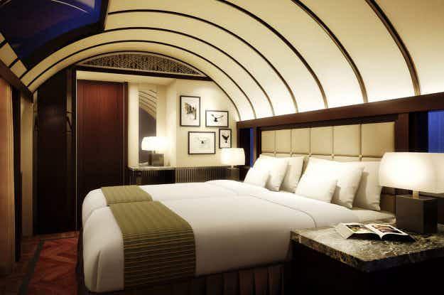 Japan's beautiful Twilight Express Mizukaze sleeper train is running this June