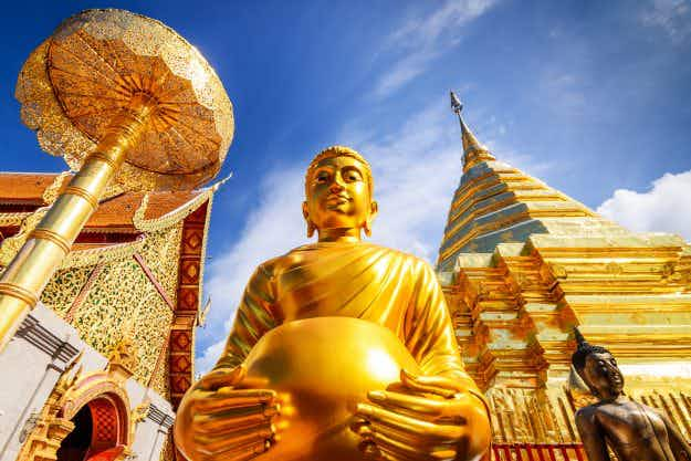 Tourism in Thailand is booming! Last year saw record-breaking numbers of overseas visitors