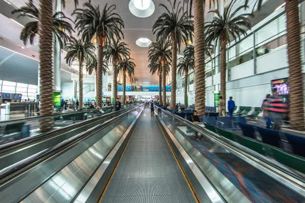 Dubai Airport has launched the world's fastest free airport Wi-Fi