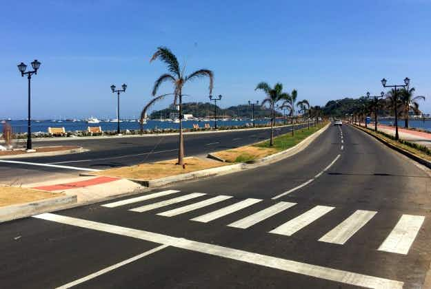 Panama City's Amador Causeway gets a new look after a US$300m makeover