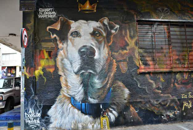Meet the Greek guerilla conservators saving Athens street art one piece at a time