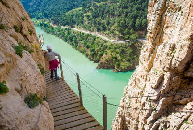 Summer tickets for Spain's nerve-shredding Caminito del Rey go on sale
