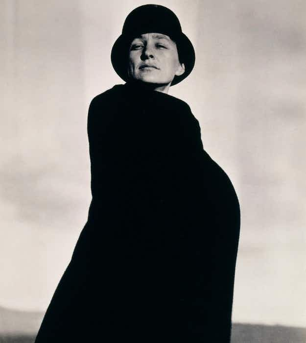 Brooklyn Museum showcases legendary artist Georgia O'Keeffe's personal style