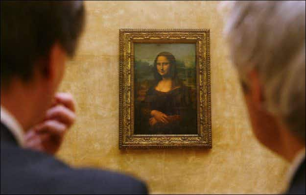 A centuries old question may finally be answered, as a scientific experiment reports the Mona Lisa is happy