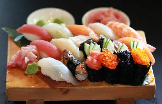 """Sushi University"" will help visitors in Tokyo understand what they are eating"