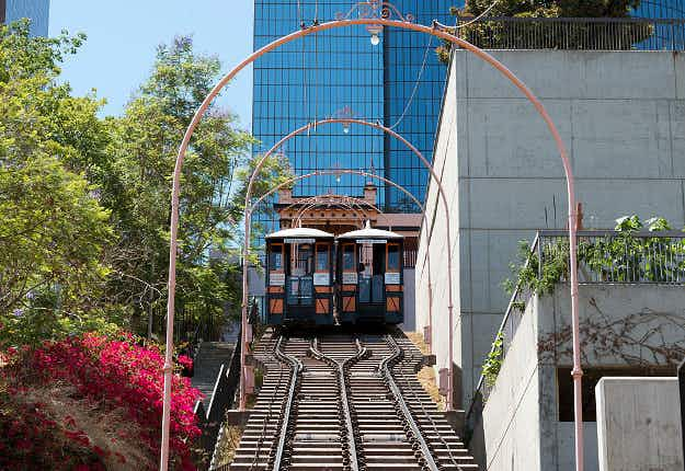 Iconic LA funicular featured in La La Land will reopen by fall
