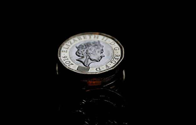 The new pound coin is here! But what on earth is its hidden security feature?