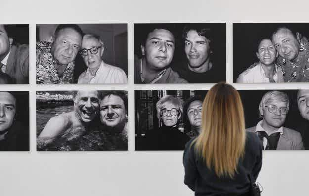 A new exhibition exploring selfies as art opens to the public in London