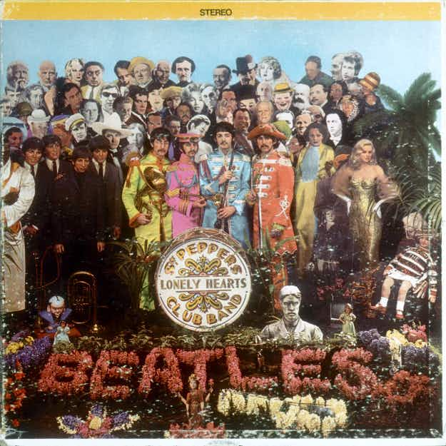 Liverpool to hold massive celebrations for 50th anniversary of The Beatles' Sgt. Pepper