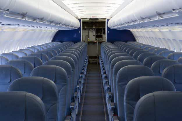 Are US airline passengers about to be guaranteed more legroom on flights?