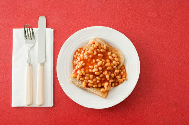 The most British thing ever? A baked beans pop-up is coming to London