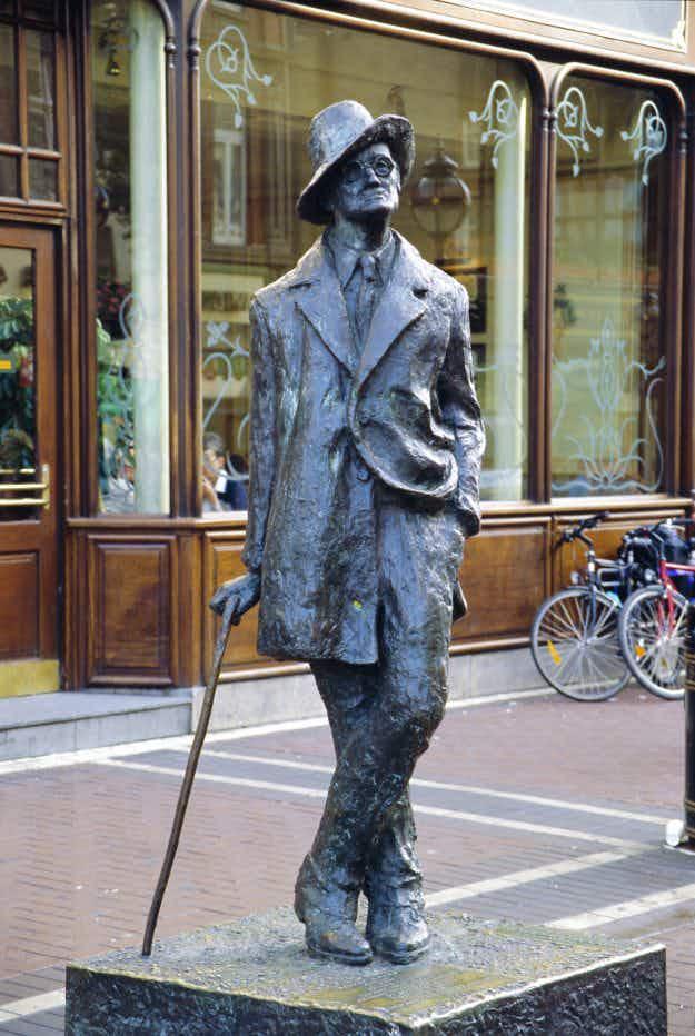 Two James Joyce landmarks are set to be rejuvenated in Dublin