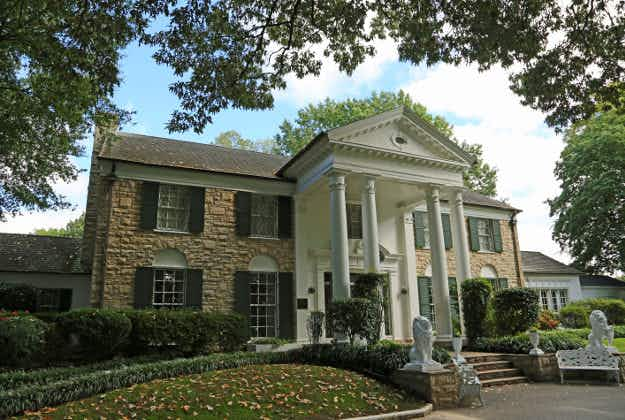 Going to Graceland? You might be surprised by what you find there