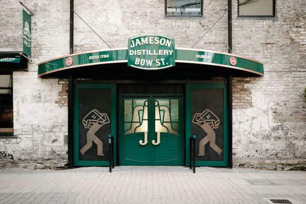 Dublin's famous Jameson Distillery re-opens following €11 million investment