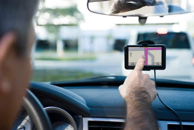 Excessive satnav use is 'switching off' parts of our  brain according to scientists