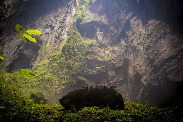 Stunning new 360-degree documentary aims to save the world's largest cave in Vietnam