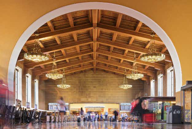 Party like it's 1685! Los Angeles' Union Station to host 10-hour Bach marathon