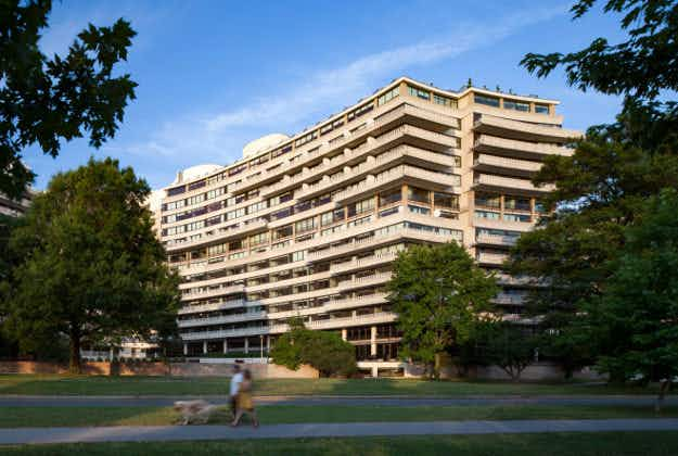 Major celebrations planned for DC's iconic Watergate Hotel's 50th birthday
