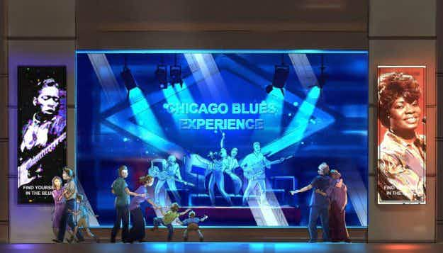 Chicago will be singing the blues when it gets a museum dedicated to the genre