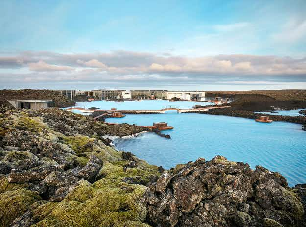 Iceland's famous Blue Lagoon is set to get a luxury hotel and underground spa