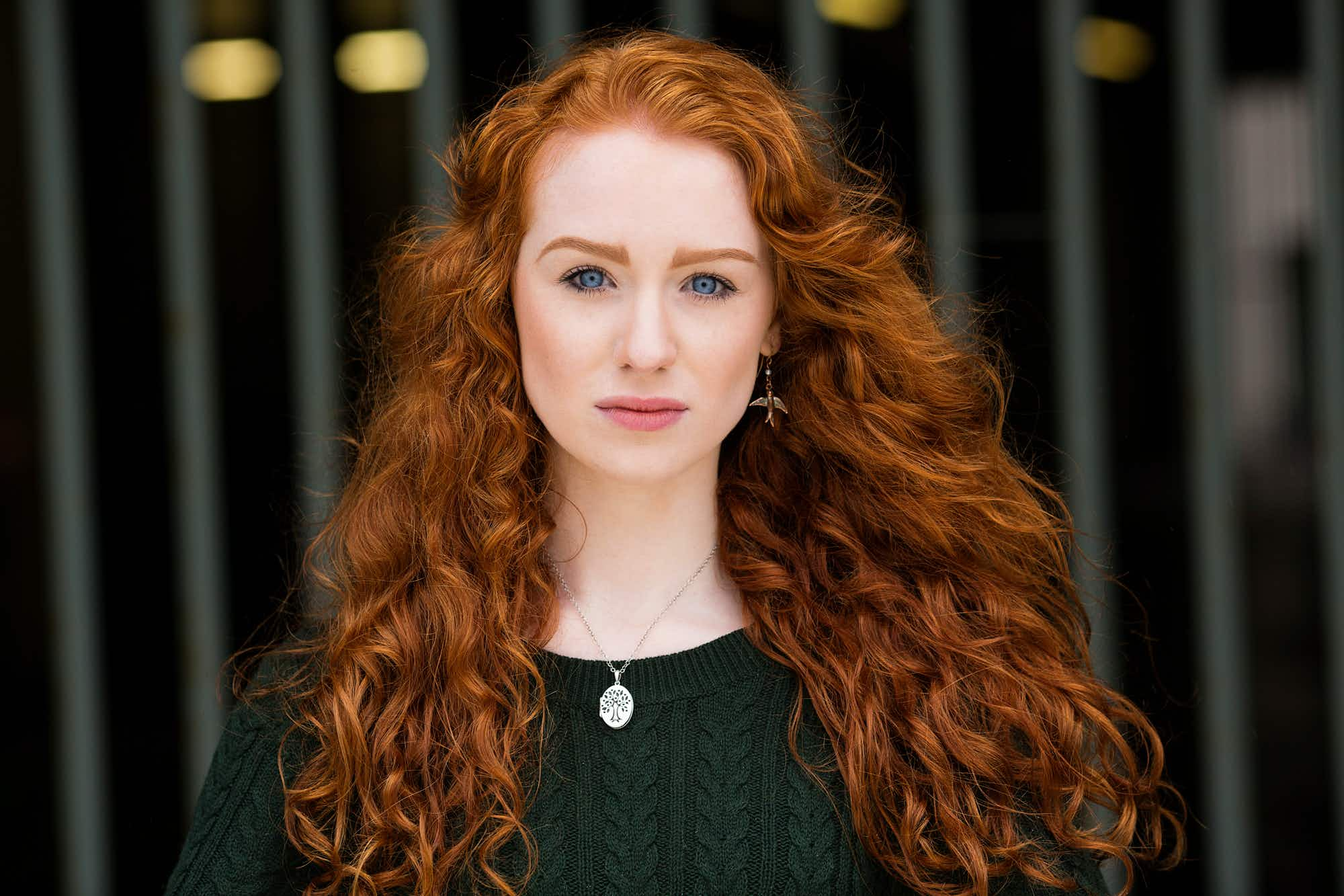 A photographer is documenting the beauty of redheads around the world