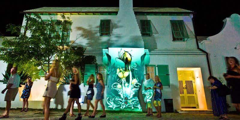 Digital Graffiti festival transforms a Florida town into a work of art