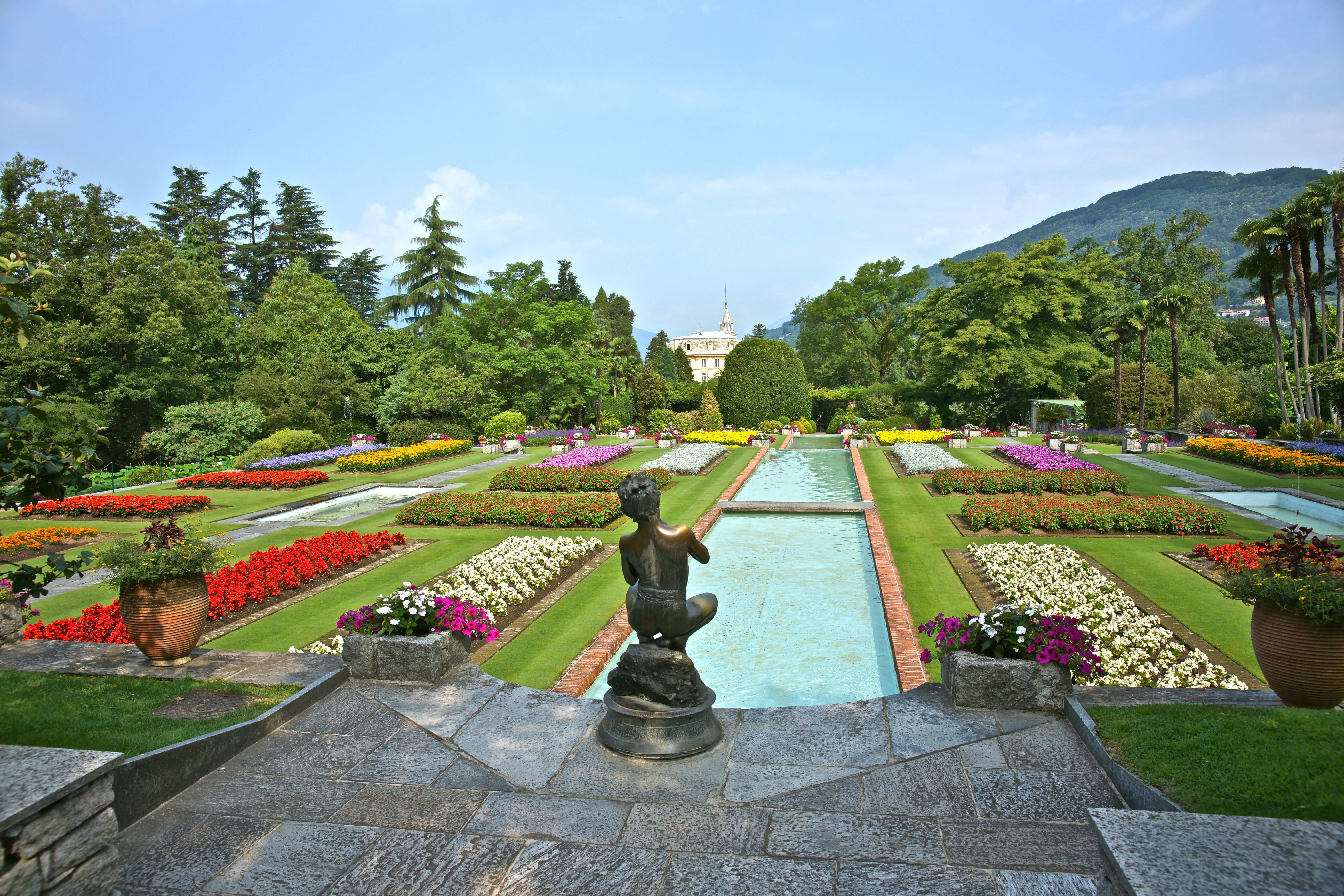 Italy's largest network of historic gardens is celebrating its 20th anniversary