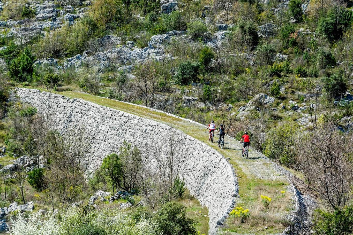 The new cycle trail between Bosnia and Croatia is an 'open-air museum'