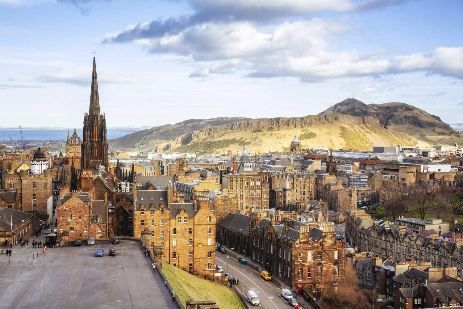Edinburgh is the latest city claiming to suffer from 'over tourism'