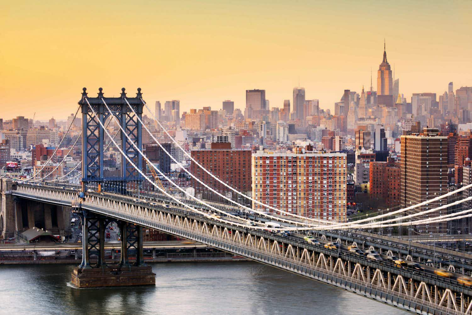 If you are fast, you can fly to the US from the UK and Ireland for under £100