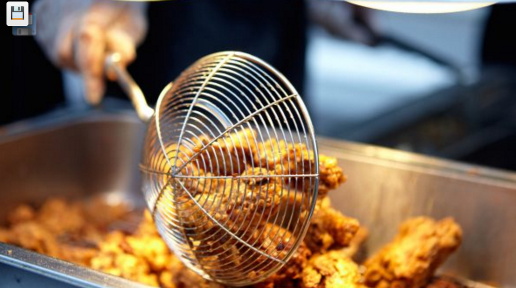 A finger-lickingly good fried chicken street festival is happening in London this summer