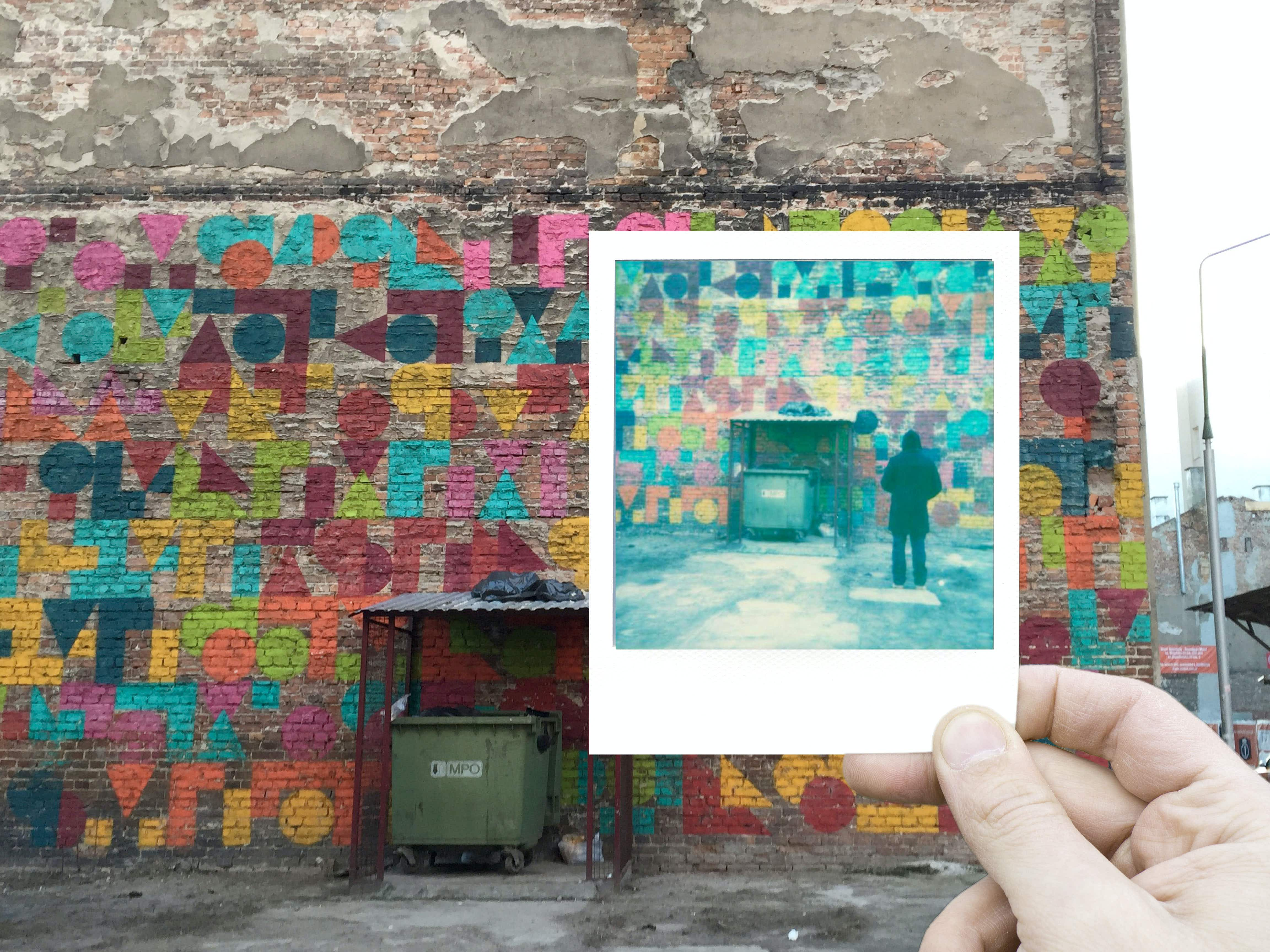 Put the smartphone down, Austria and Poland now run Polaroid photo tours