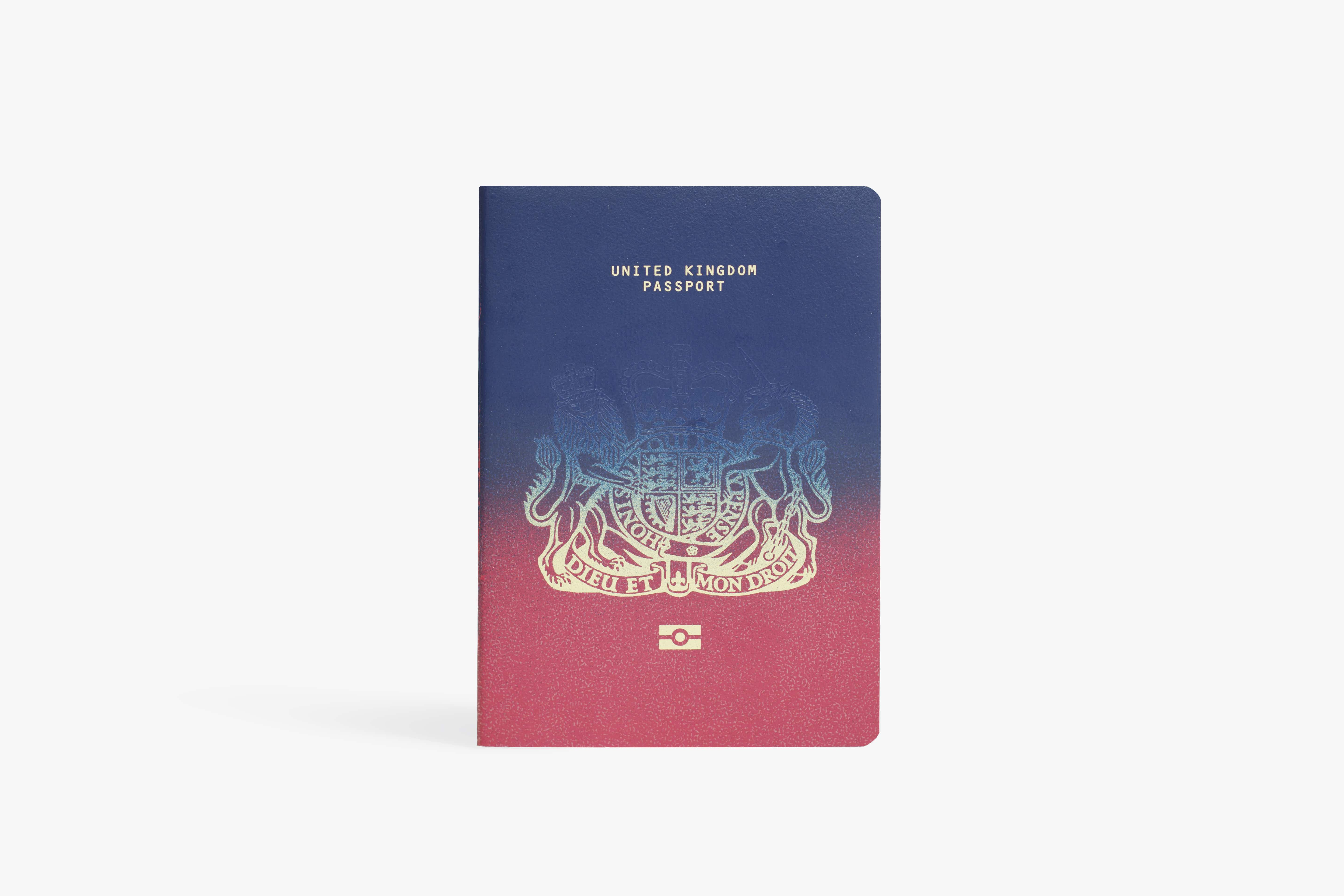 The winner of the Brexit passport design competition has been announced