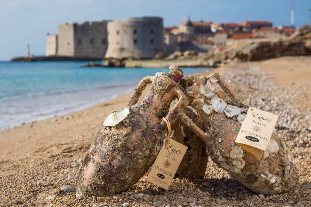Zivjeli! Croatia has its first underwater winery and it's open to visitors