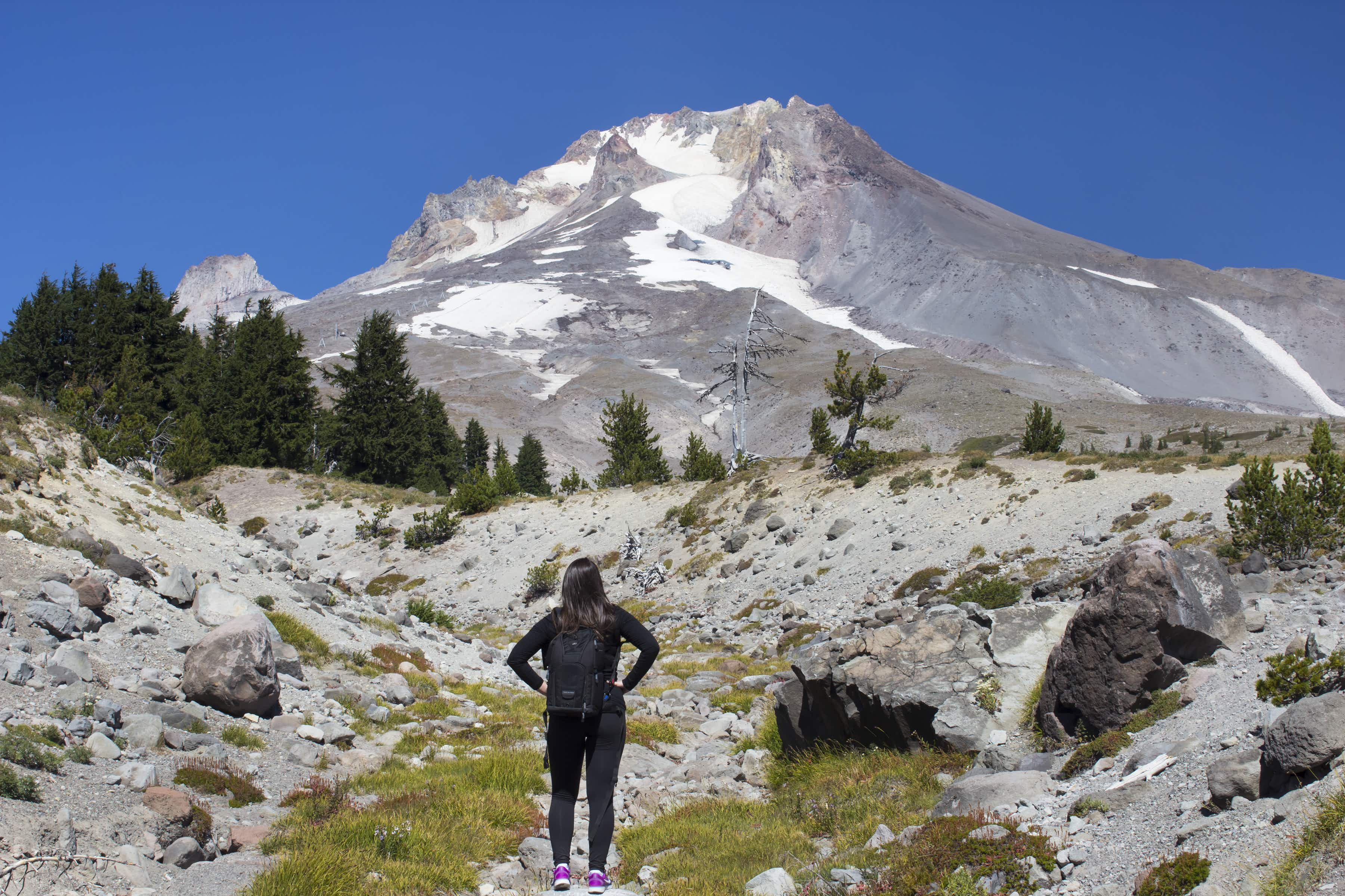 Hikers rejoice as Oregon's Timberline Trail reopens after a decade in disrepair