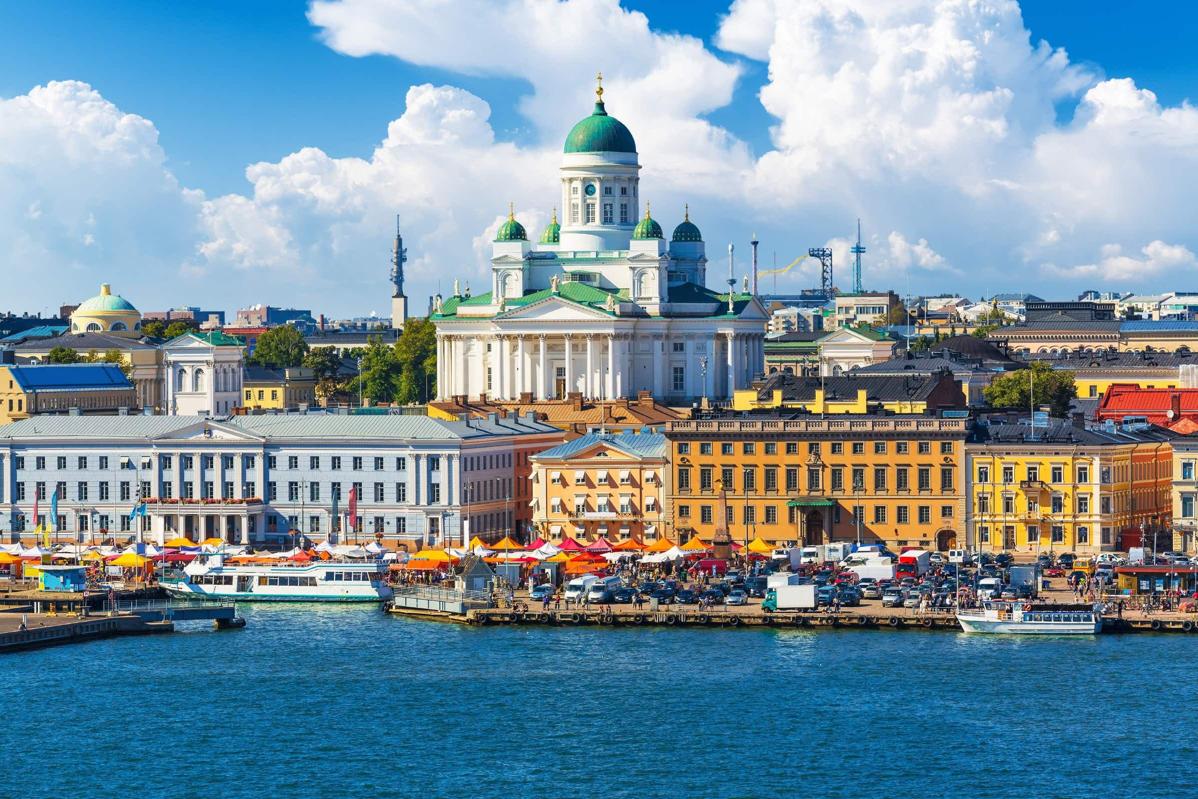 Finland has been named the safest country in the world for travellers