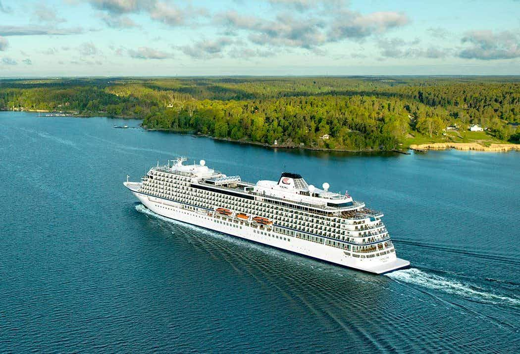 Viking wants you to learn as you cruise with its new resident historian programme
