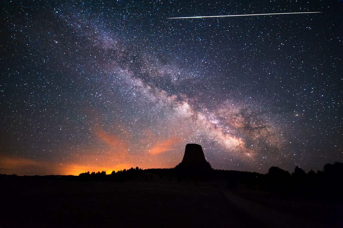 Where in the world to see this weekend's meteor shower spectacle