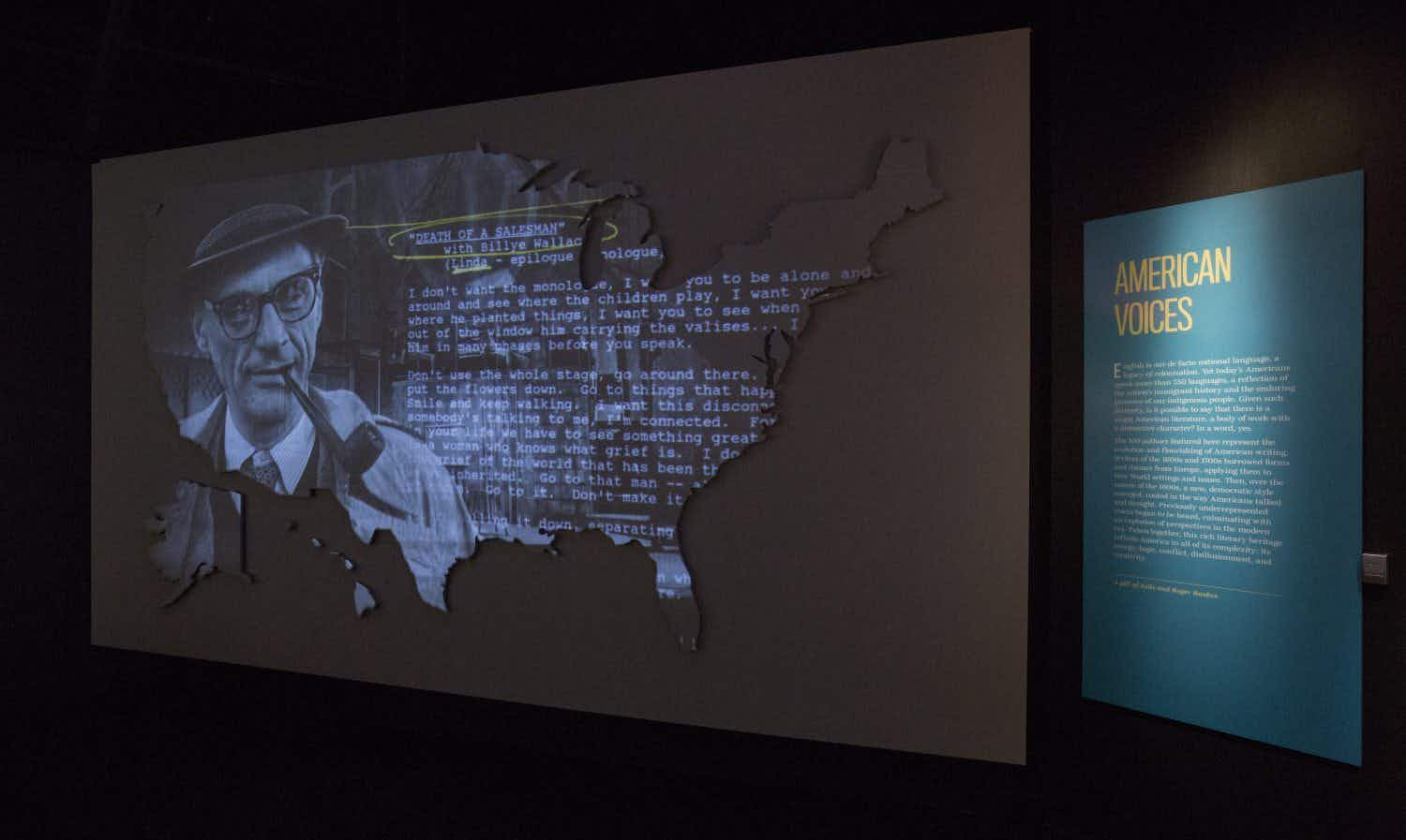 From Mark Twain to Dr Seuss: interactive, inspirational, high-tech American Writer's Museum opens in Chicago