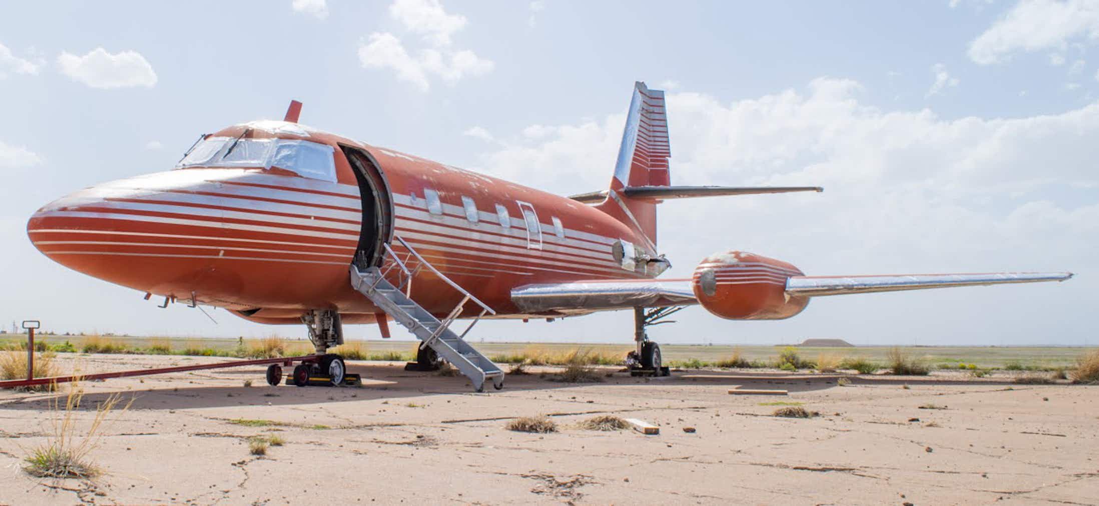 Want to buy a piece of Rock 'n' Roll history? Elvis Presley's first private jet is up for auction