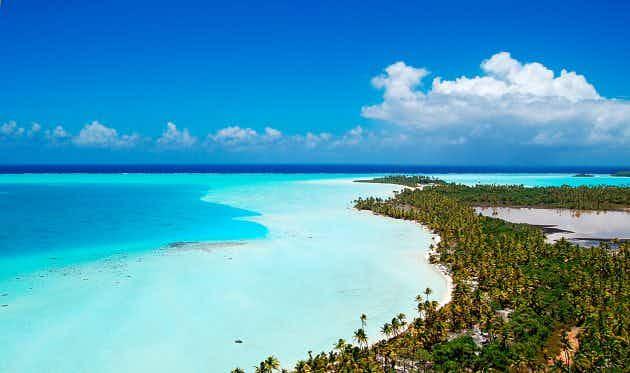 Could Marlon Brando's idyllic hideaway island be Pippa Middleton's honeymoon destination?