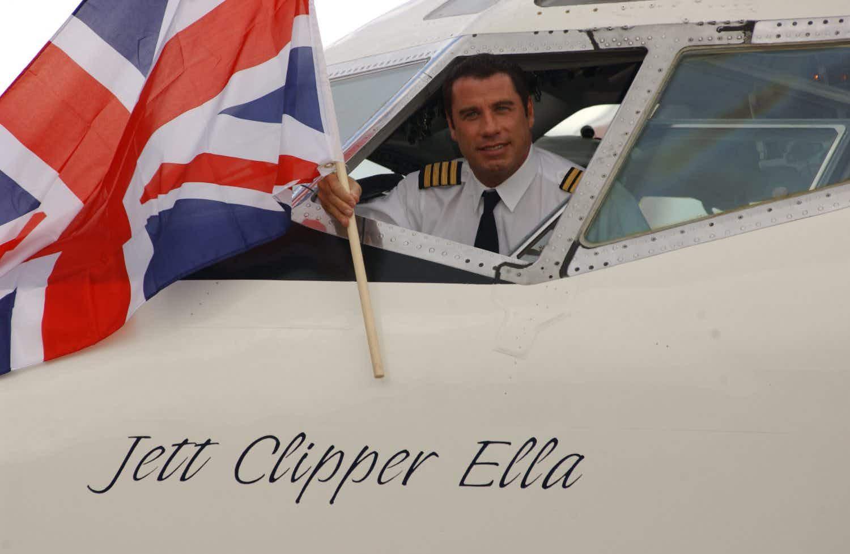 Actor John Travolta is donating his beloved plane to an Australian aircraft restoration society
