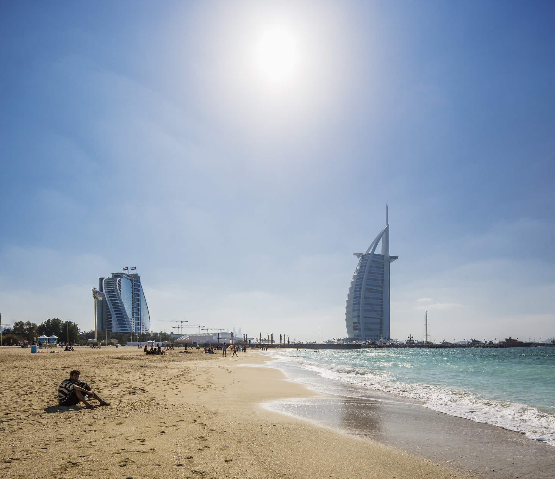 Outlawed moonlight swims may soon be a possibility thanks to a new invention on Dubai beaches