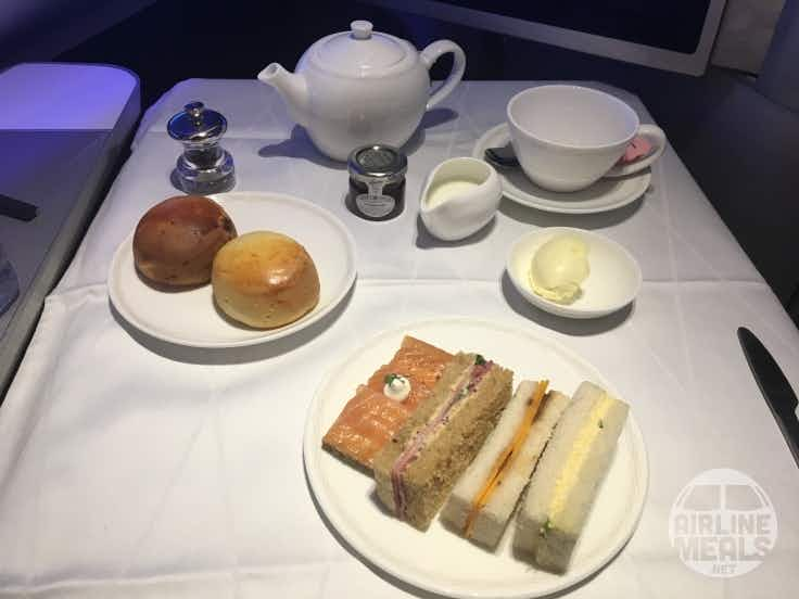 From black fungus to suckling pig: check out airline meals from around the world