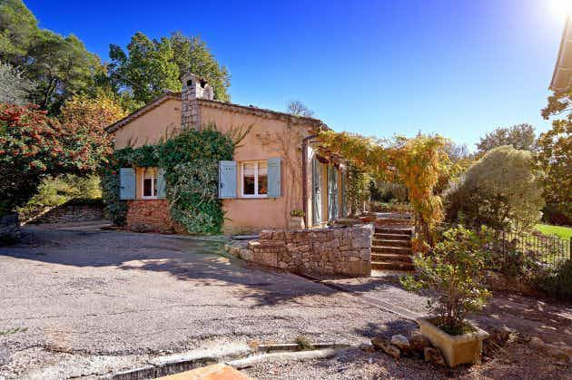 Chef Julia Child's former Provence home is available through Airbnb