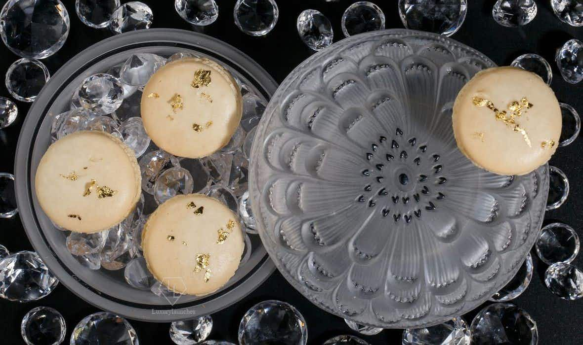 The world's most expensive macaron costs almost US$10k, but comes complete with a luxury hotel stay